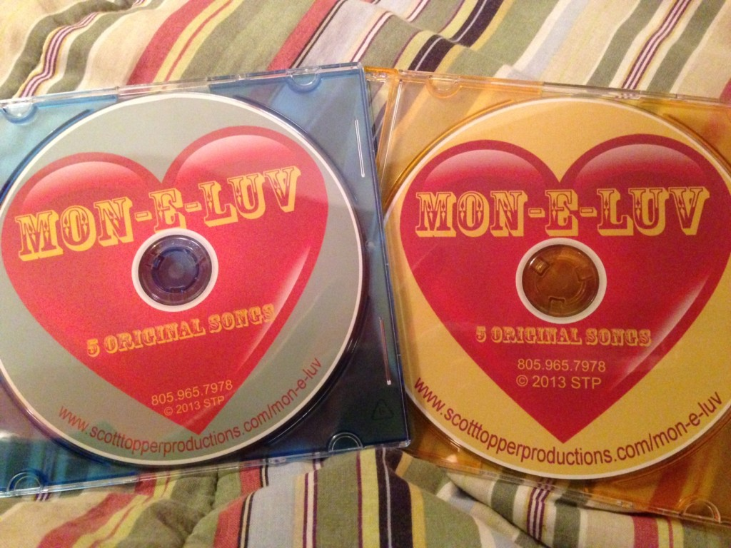 Mon-e-Luv CDs