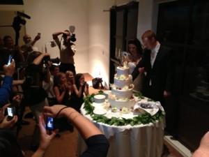 Paparazzi Cake