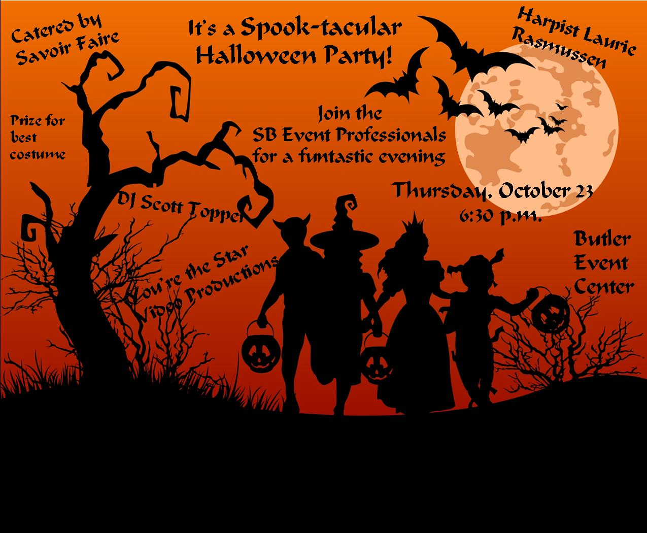 SBEP Halloween Party