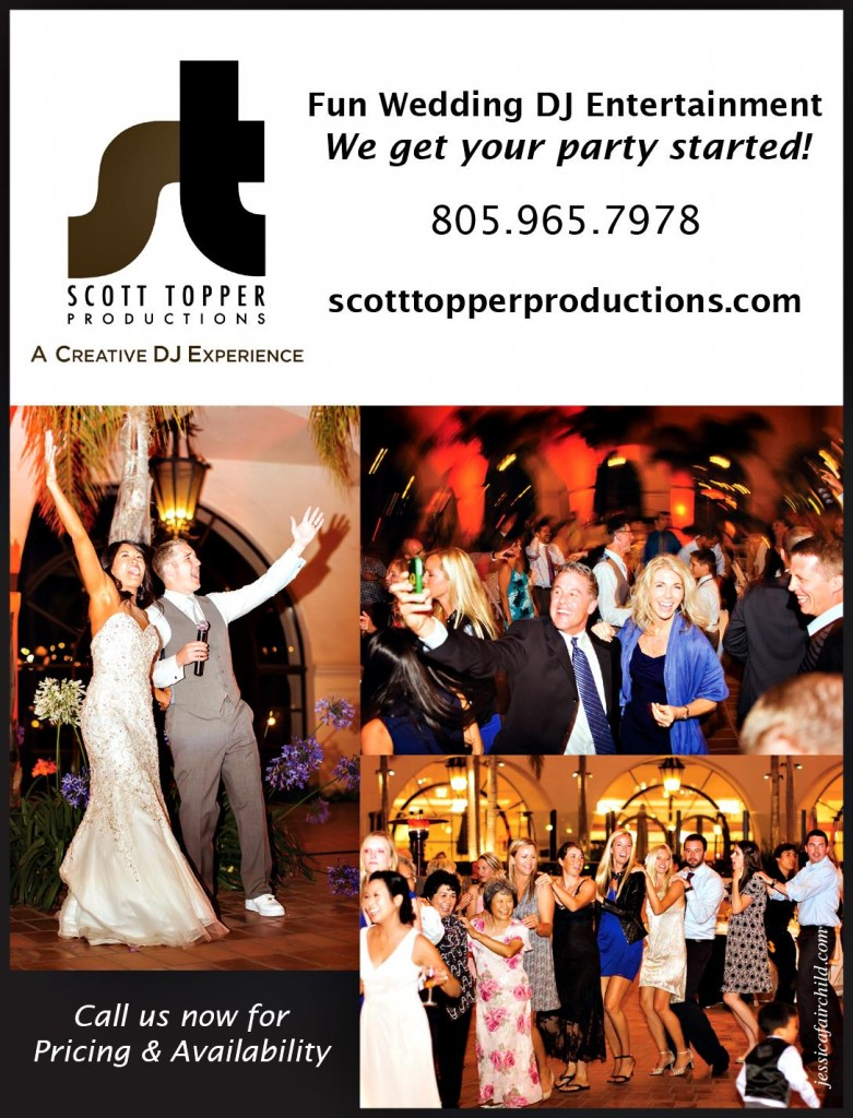 Fess Parker Doubletree Resort Santa Barbara Wedding Djs Scott